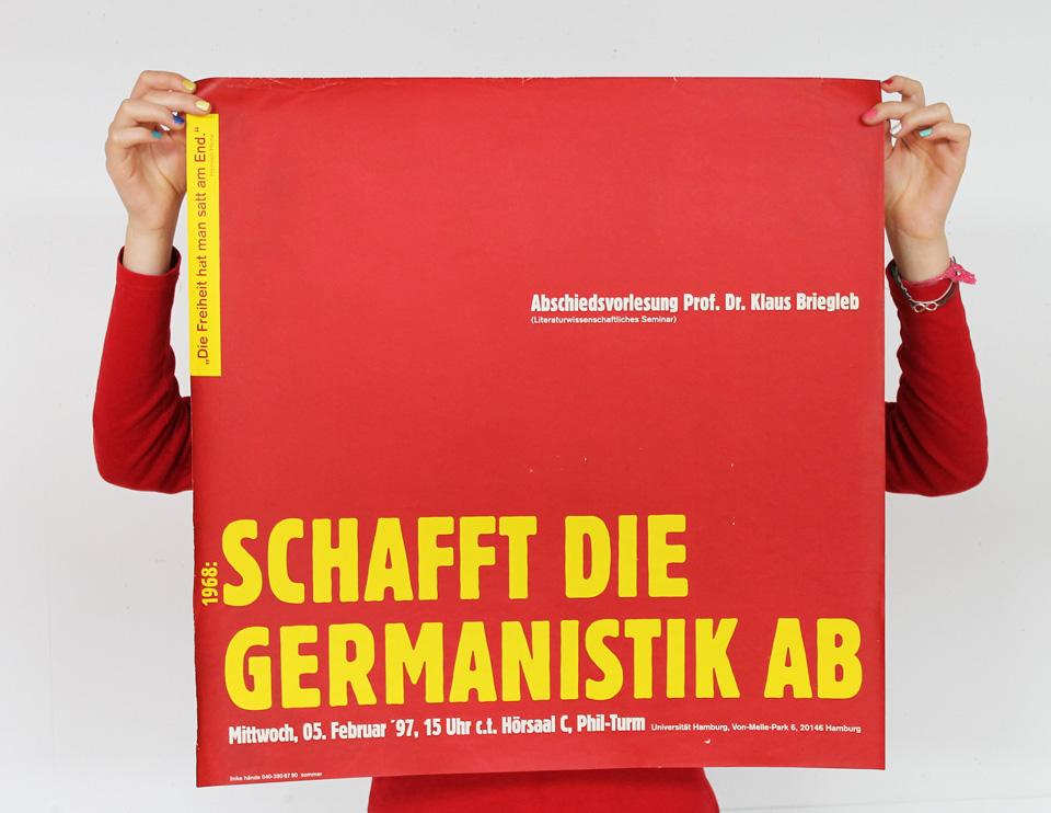 germanistik-plakat